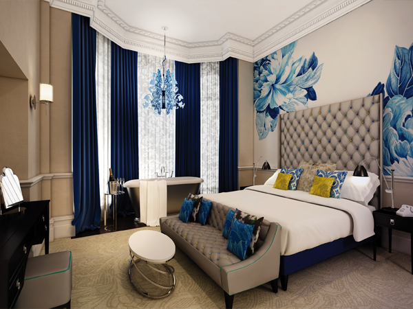 News Ampersand Hotel London On The Inside