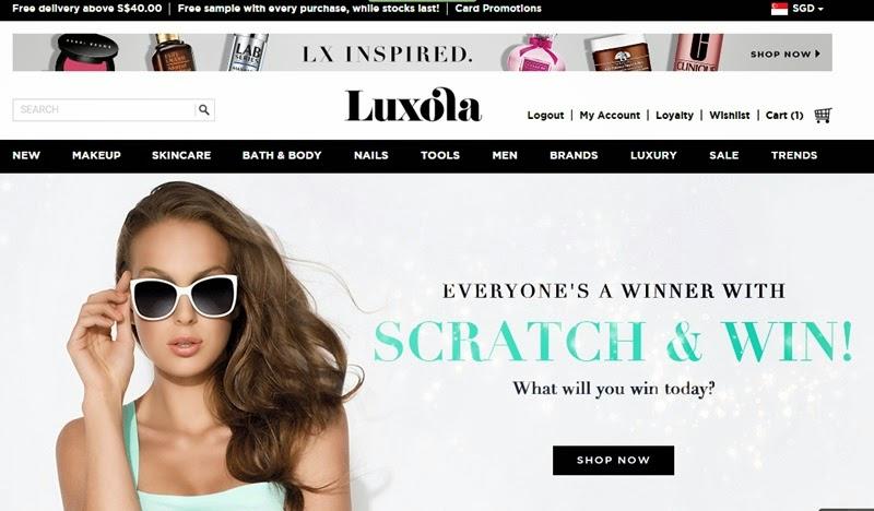 Beauty alert! Top 5 websites to shop Make-Up online in Singapore | JuneduJour \/ Singapore ...