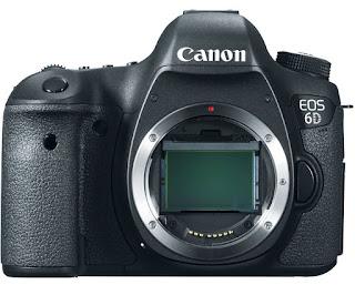 Harga Kamera CANON EOS 6D Kit1