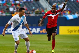 Guatemala vs Trinitad yTobago en Eliminatorias Concacaf Grupo C
