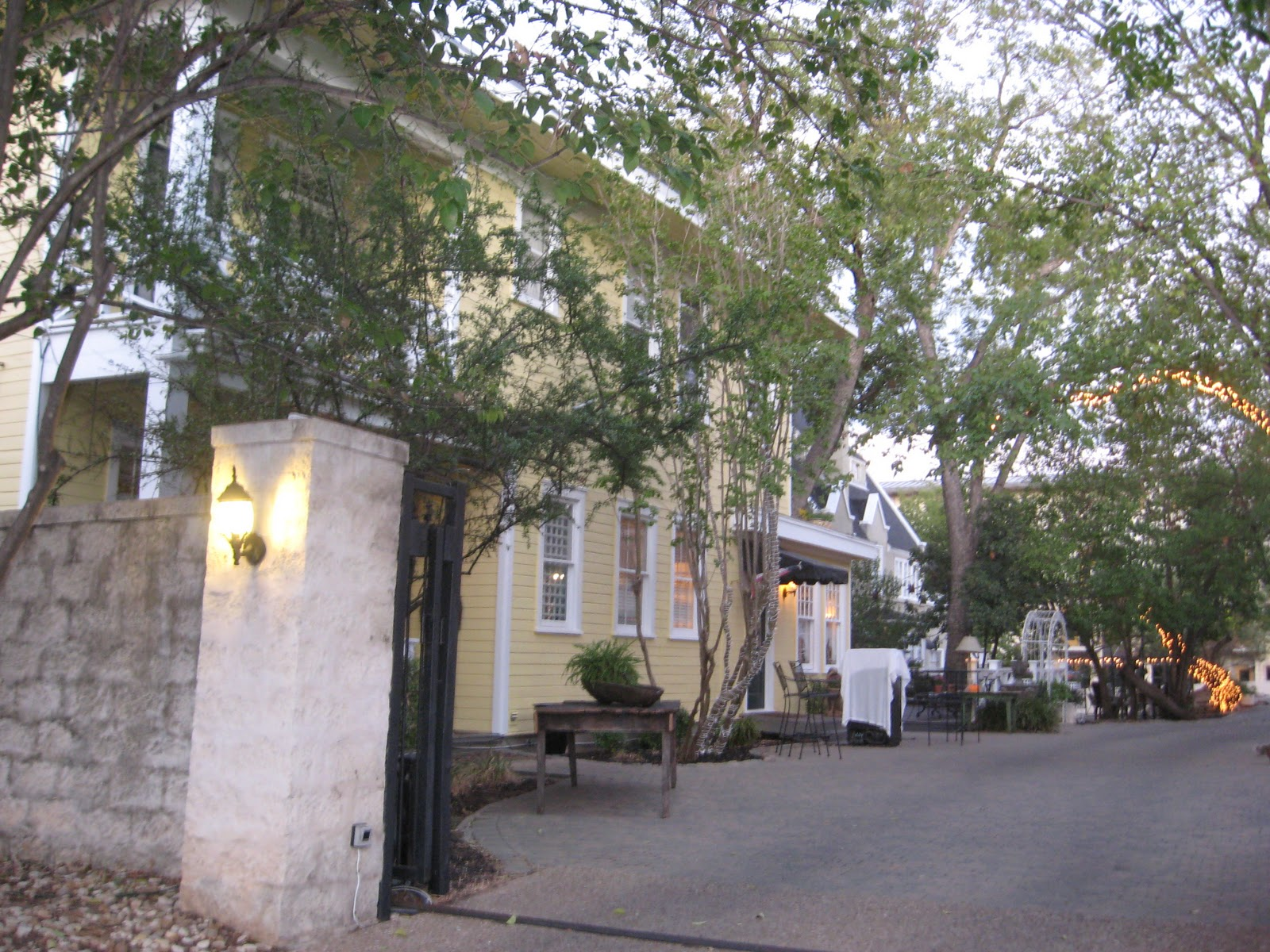 texas small town adventures haunted houses in austin the inn at