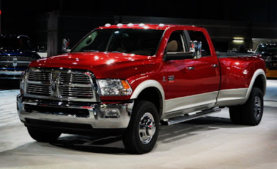 New 2012 Dodge Ram Picture