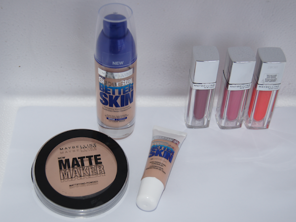 Maybelline Monthly Must-Haves