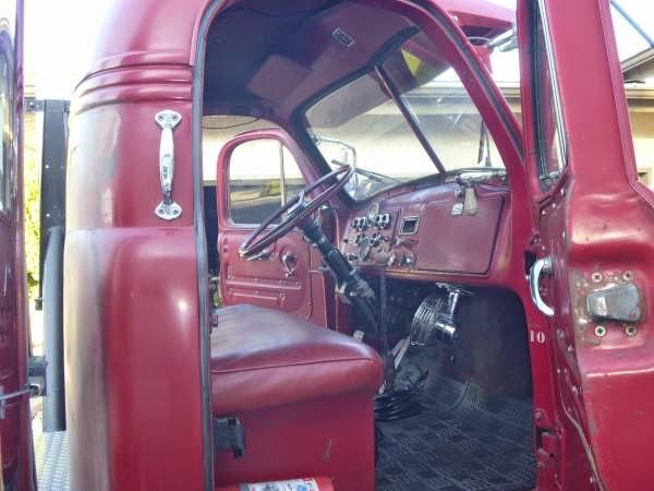 American Classic 1957 Mack B60 Truck Auto Restorationice