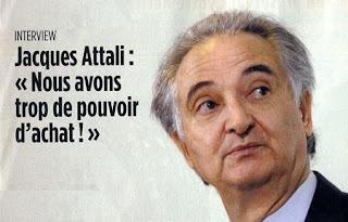 Jacques Attali tabac livres gouvernance mondiale