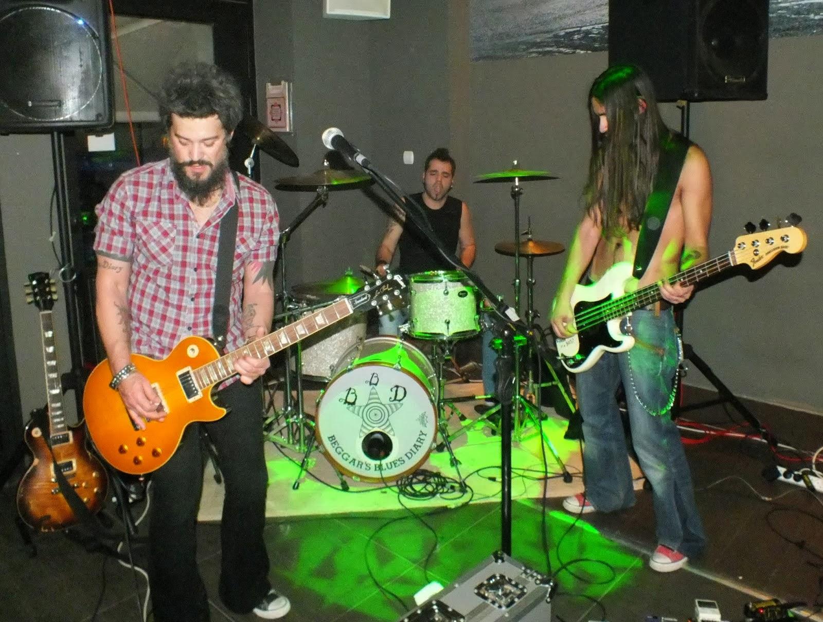 Roadhouse Blues Club Καποδιστρίου  83  Ιτέα