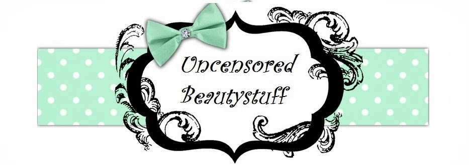 Uncensored Beautystuff. And all my little things. ♥