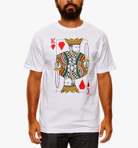 http://rebel8.com/collections/gamblin/products/king-of-diamonds-tee