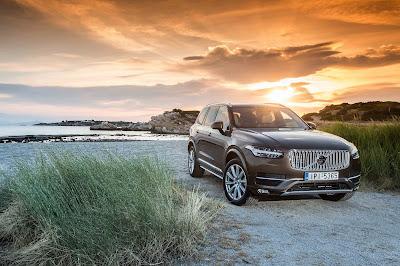 Η Volvo Car Hellas πρωτοπορεί και στον τρόπο με τον οποίο λανσάρει το Νέο XC90