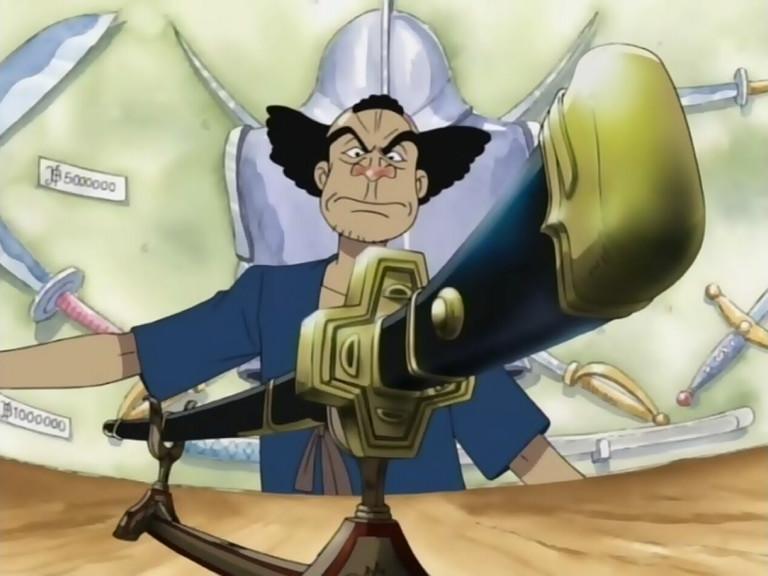 One piece roronoa zoro 39 s swords information animenepal - Sabre de zoro ...