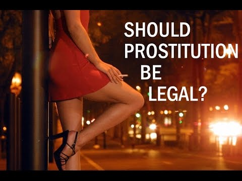 Prostitution be Legal in India