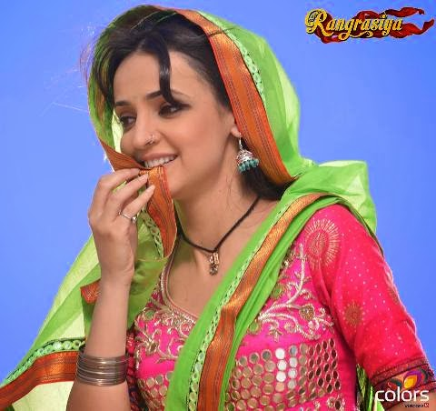 Paro in Rangrasiya on Colors