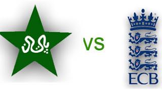 Pakistan vs England 4th ODI