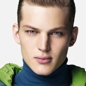 Sebastian Sauve Benetton F/W 2012