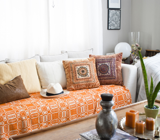 Online classes about interior styling