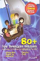 toko buku rahma: buku 80+ ice breaker games, pengarang m. said, penerbit andi