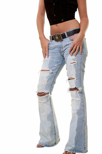 A non-stretch band defines your waist and flares out for a form-fo Made for a Perfect Fit· Sizes 10 -