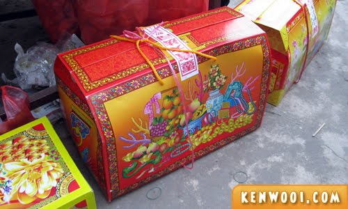 qing ming treasure chest