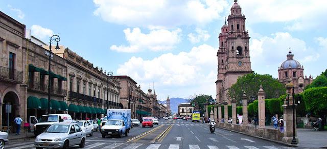 Las ciudades coloniales Mexicanas