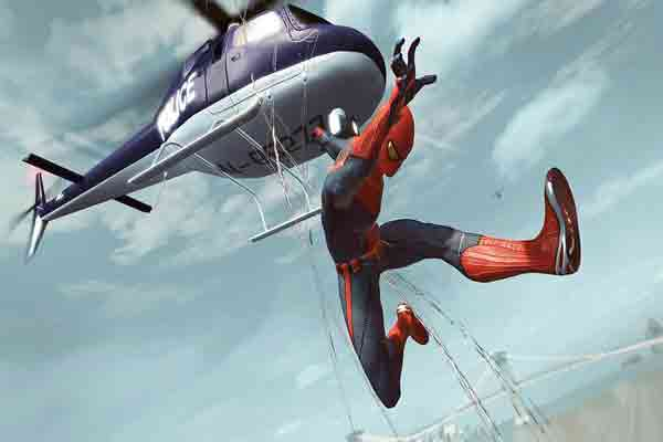 The Amazing Spider Man Game Free Download Full Version