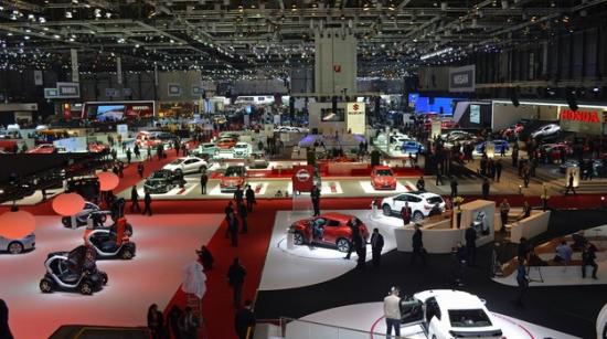 Salón del Automovil de Ginebra 2014