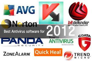 best antivirus 2012