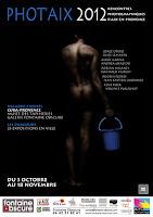 Voici l'affiche de la version 2012 des rencontres photographiques d'Aix en Provence!