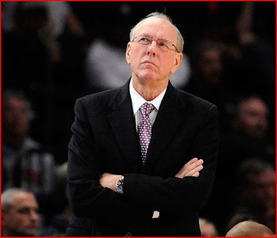 obligatory picture of Jim Boeheim making a stupid face