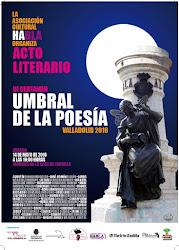 III CERTAMEN UMBRAL DE POESÍA