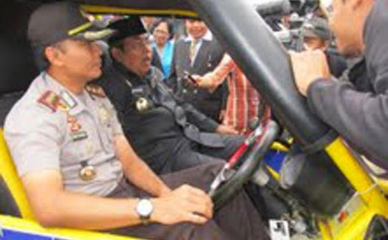 SMK 6 Samarinda Berhasil Rakit Mobil