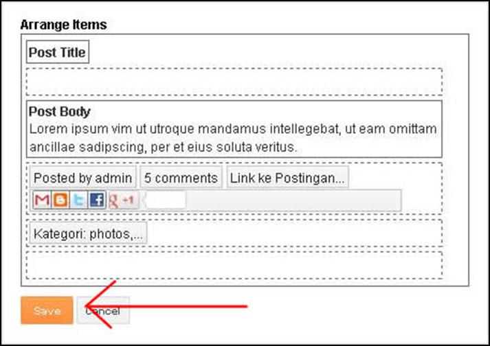 Optimasi SEO dengan cara menghilangkan tanggal postingan ...