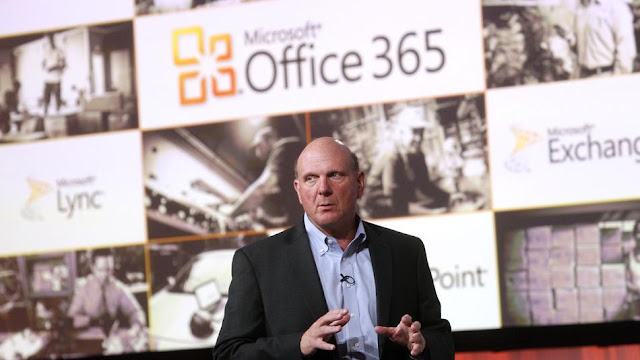 Ballmer MS Office 365