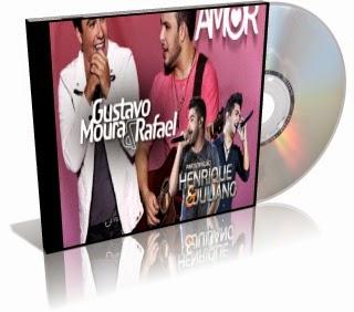 Gustavo Moura e Rafael – Salvar O Nosso Amor (Part. Henrique e Juliano)