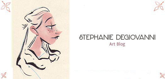 Stephanie DeGiovanni's Art Blog