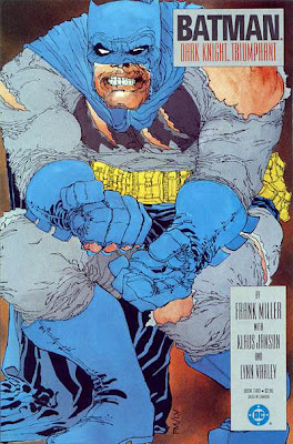 As cinco maiores batalhas do Batman 9