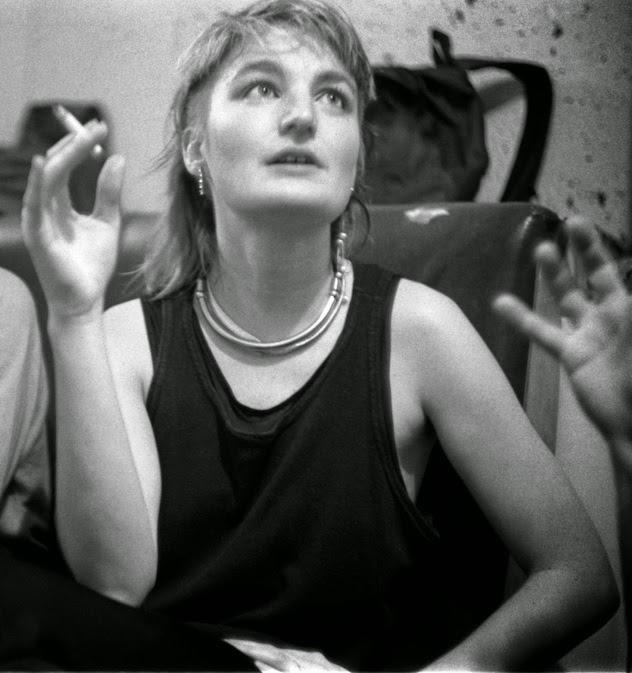 Jane Siberry.