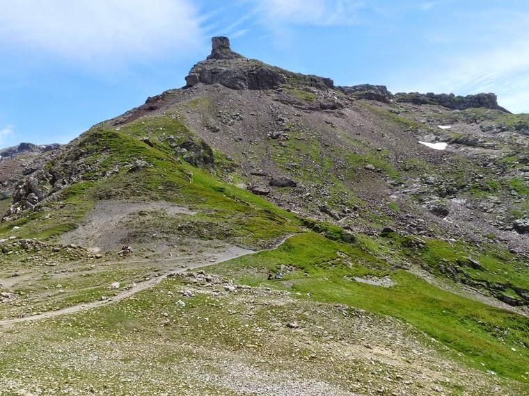 ツールドモンブラン ボンノム峠 Col du Bonhomme (2329m)