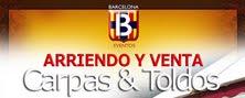 BARCELONA EVENTOS / CENTROS DE EVENTOS, CARPAS & TOLDOS, BANQUETERIA, CATERING Y  EQUIPAMIENTO.