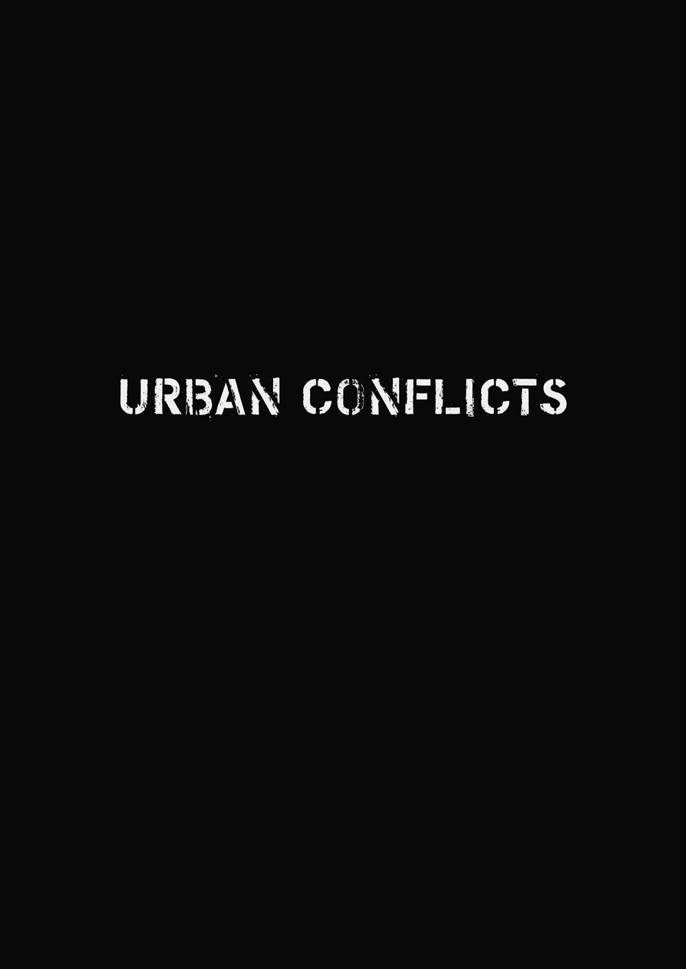 συγκρούσεις στην πόλη - συλλογικός τόμος