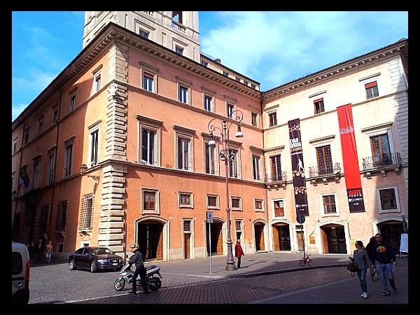 Palazzo Altemps w Rzymie