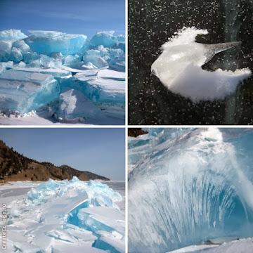 384 ледяных скульптуры лошадей появятся на Байкале в январе-марте 2014 года