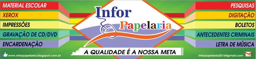 Infor Papelaria - Bragança - PA