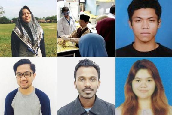 Biasiswa SkolaFund: 6 pelajar perlukan pertolongan anda