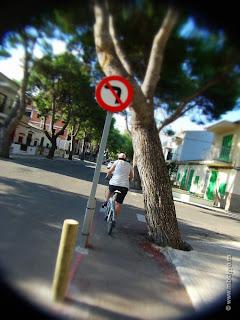 Carrilbici Calle de la Niña