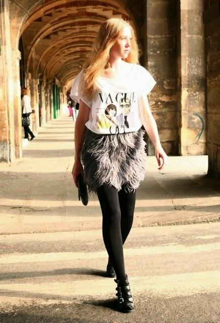 Fabulosas faldas de moda