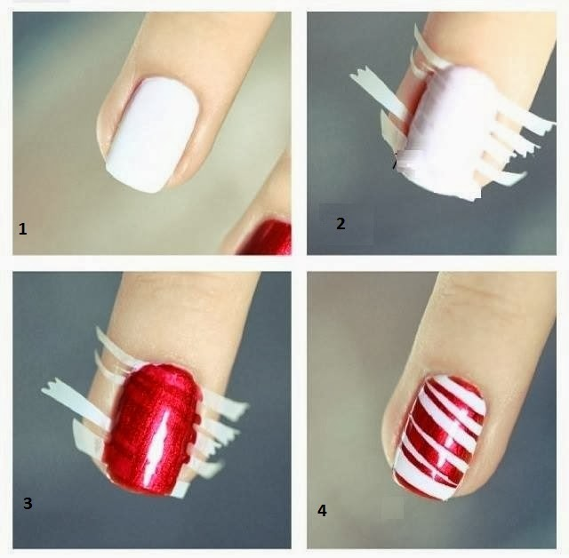 10 Most Amazing Step By Step Nail Art Design Techniques! ~ Nail and ...