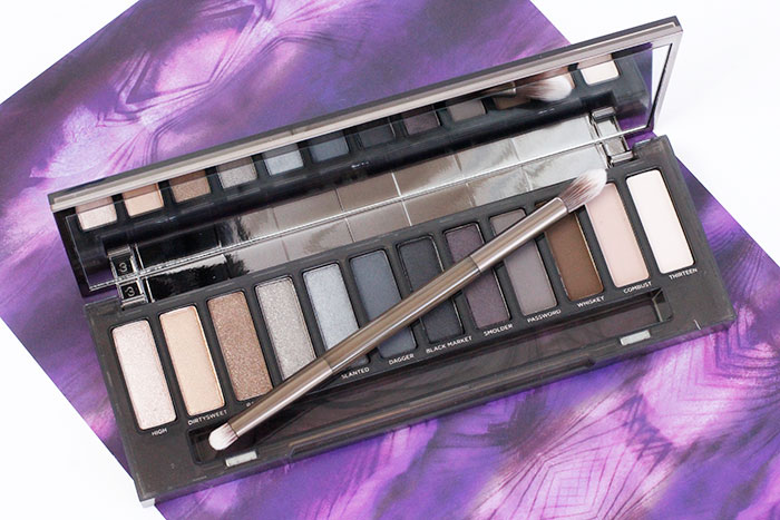 Fall 2015: Urban Decay Naked Smoky Eyeshadow Palette