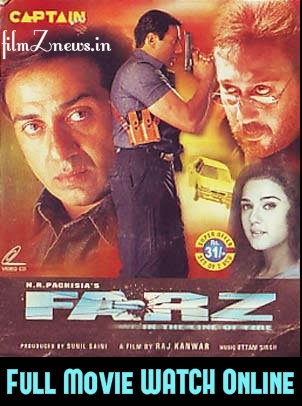 Farz (2001) Hindi Full Movie Watch Online