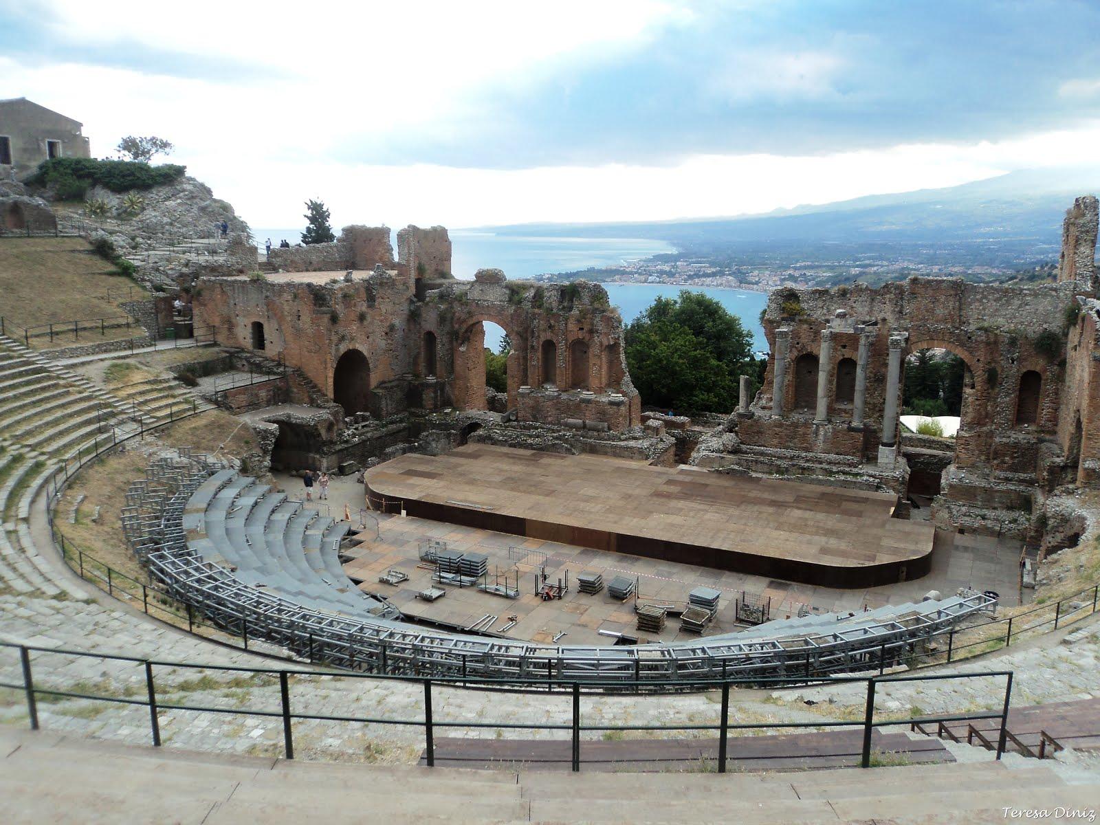 À descoberta da Sicília