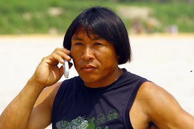 índio celular